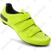 Specialized Sport Road országúti kerékpáros cipő 41-es 3 tépőzáras, neon sárga