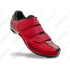 Specialized Sport Road országúti kerékpáros cipő 43-as 3 tépőzáras, piros/fekete