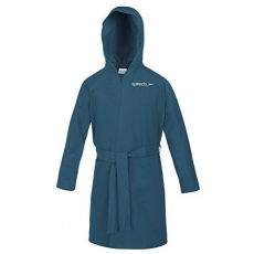 Speedo Bathrobe Microfiber Navy L