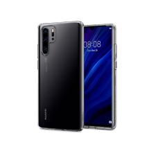 Spigen Huawei P30 Pro ütésálló hátlap - Spigen Liquid Crystal - átlátszó tok és táska