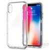 Spigen SGP Neo Hybrid Crystal Apple iPhone X Satin Silver hátlap tok