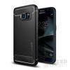 Spigen SGP Rugged Armor Samsung Galaxy S7 Black hátlap tok