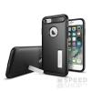 Spigen SGP Slim Armor Apple iPhone 7 Black hátlap tok