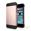 Spigen SGP Slim Armor Apple iPhone SE/5s/5 Rose Gold hátlap tok