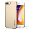 Spigen SGP Thin Fit Apple iPhone 8 Plus/7 Plus Champagne Gold hátlap tok