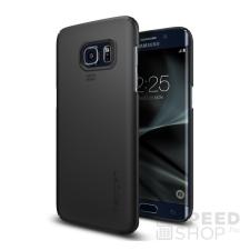 Spigen SGP Thin Fit Samsung Galaxy S7 Edge Black hátlap tok tok és táska