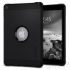 Spigen SGP Tough Armor Apple iPad 9,7 (2017/2018) Black hátlap tok