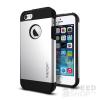 Spigen SGP Tough Armor Apple iPhone SE/5s/5 Satin Silver hátlap tok