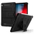 "Spigen SGP Tough Armor Tech Apple iPad Pro 11"" (2018) Black hátlap tok + Tempered glass védőfólia"