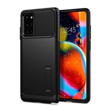 Spigen Slim Armor Samsung Galaxy Note 20 Black tok, fekete tok és táska