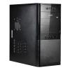 Spire PC case Spire MANEO 1075; black; PSU 420W