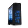Spirit of Gamer REVOLUTION 2 Blue (fekete, ablakos, 3x12cm ventilátor, ATX, mATX, 2xUSB3.0, 2xUSB2.0) (8609BL30)