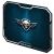 Spirit of Gamer Winged Skull kék