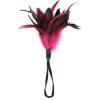 Sportsheets Sportsheets - toll cirógató, csuklópánttal (pink-fekete)