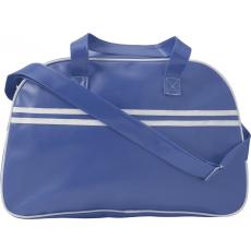 Sporttáska, PVC, kék