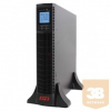 SPS MID1000RTI_0.9_II MID 1000VA Pf:0.9 online rack/tower UPS with LCD