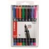 "STABILO Alkoholos marker, 1 mm, STABILO ""OHPen M"", 8 különbözõ szín"