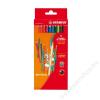 STABILO Color színes ceruza készlet, 12 szín