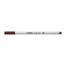 STABILO Ecsetfilc STABILO Pen 68 Brush barna filctoll, marker