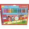 STABILO Filctoll készlet, 2 mm, STABILO Power, 24 különböző szín (TST28024)