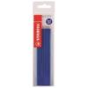 """STABILO Golyóstollbetét, 0,38 mm, STABILO \""""Liner 808\"""" és \""""Excel\"""" tollakhoz, kék [10 db]"""