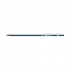 STABILO Grafitceruza STABILO Trio HB háromszögletű olajzöld ceruza