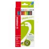 Stabilo Hungária Kft STABILO GREENcolors színesceruza készlet 12 db-os 6019/2-12