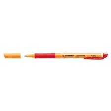 "STABILO Rollertoll, 0,5 mm, STABILO ""PointVisco"", piros toll"