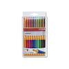 """STABILO Rollertoll készlet, 0,5 mm,  """"PointVisco"""", 10 különböző szín"""