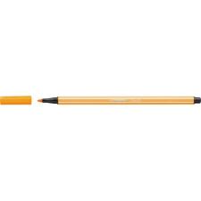 "STABILO Rostirón, 1 mm, STABILO ""Pen 68"", neon narancssár filctoll, marker"