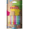 """STABILO Rostirón készlet, 1 mm, STABILO """"Pen 68  mini my design"""" 12 különböző szín"""