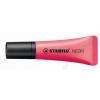 STABILO Szövegkiemelő, 2-5 mm, STABILO Neon, rózsaszín (TST7256)