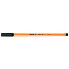 """STABILO Tűfilc, 0,4 mm, STABILO """"Point 88"""", fekete filctoll, marker"""