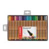 """STABILO Tűfilc készlet, 0,4 mm,  """"Point 88"""", 25 különböző szín"""