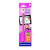 STAEDTLER Érintőceruza, érintőképernyős készülékekhez, STAEDTLER Noris, rózsaszín (TS119202)
