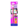 """STAEDTLER Érintőceruza, érintőképernyős készülékekhez, vastag, STAEDTLER """"Noris"""", rózsaszín"""