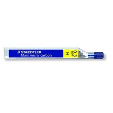 """STAEDTLER Grafitbél, H, 0,3 mm, STAEDTLER """"Mars Micro"""" filctoll, marker"""