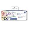 STAEDTLER Kalligrafikus marker készlet, kétvégű, 5 különböző szín [5 db]