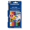 STAEDTLER Noris Club Aquarell színes ceruza 12 db-os klt.