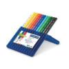 """STAEDTLER Színes ceruza készlet, háromszögletű, vastag, STAEDTLER \""""Ergo Soft Jumbo\"""", 12 különböző szín [12 db]"""