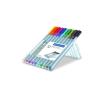 """STAEDTLER Tűfilc készlet, 0,3 mm,  """"Triplus  Box"""", 10 különböző szín"""