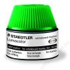 STAEDTLER Utántöltő táblamarkerhez, STAEDTLER Lumocolor, zöld (TS488515)
