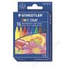 STAEDTLER Zsírkréta, STAEDTLER Noris Club, 16 különböző szín (TS220NC16)