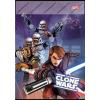 Star Wars/Clone Wars kockás füzet (vegyes minta), A5/27-32 - Unipap