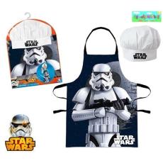 Star Wars Gyerek kötény 2 darabos szett Star Wars