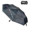 Star Wars Kifordítható Esernyő Star Wars Fekete (ø 53 cm)