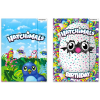 Starpak Hatchimals: gumis mappa - A4, többféle