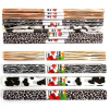 Starpak Krepp papír 50x200cm állatmintás