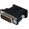 StarTech com 10 PACK DVI MALE TO VGA FEMALE ADAPTERS - BLACK - DVI-I TO VGA