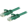 StarTech com 10M GREEN CAT6 PATCH CABLE .